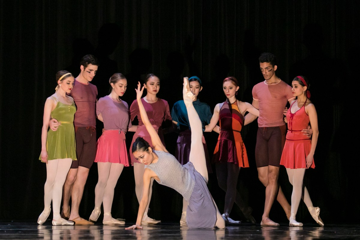 Ballet's Happy Sea Change